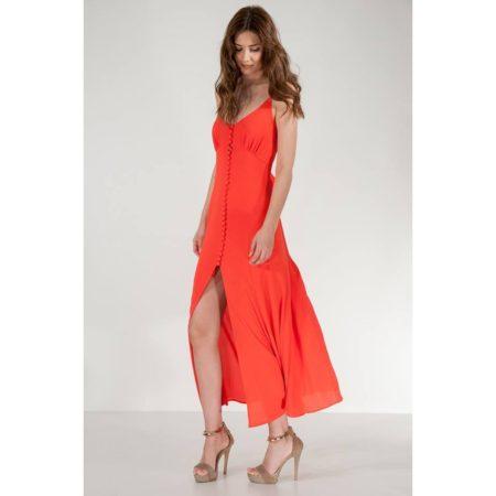 Καλοκαιρινό φόρεμα μακρύ 2016