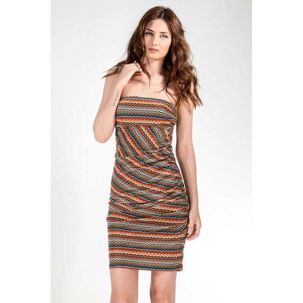 13547445b696 Στράπλες φόρεμα κοντό - Dressme