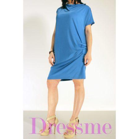 Φόρεμα με σούρα στο πλάι