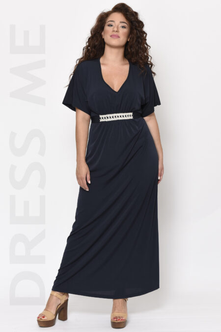 Φόρεμα ελαστικό μεγάλα μεγέθη
