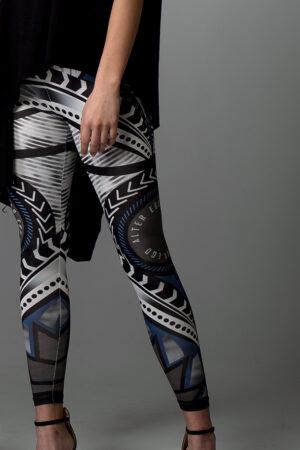 Blue Legging